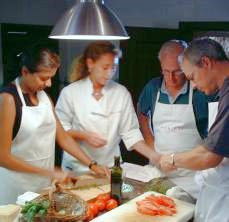 Rustic Cooking in Tuscany