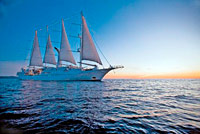 Why Windstar? Because Getting There is Half the Fun