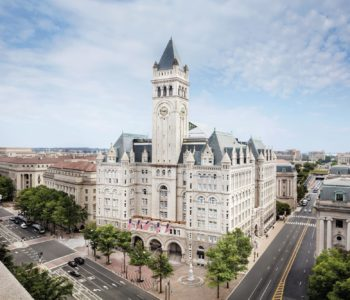 Luxury Hotel Review: Trump International Hotel, Washington, D.C.