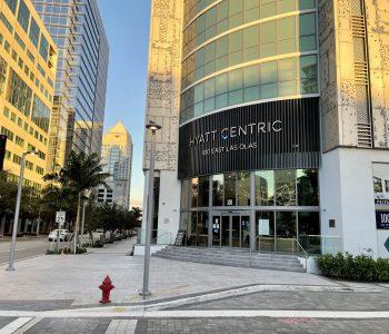 Hyatt Centric Las Olas Fort Lauderdale Hotel Review